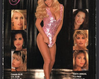 Mature Vintage Playboy Special Edition Mens Girlie Pinup Magazine : Playboy's Playmate Review May 1995