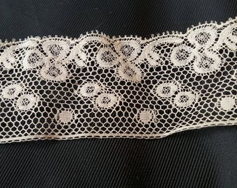 VINTAGE LACE BRAID