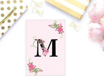 Floral initial planner dashboard
