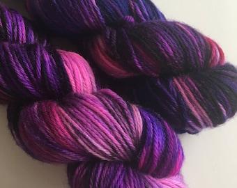 Senja Hand Dyed Yarn Superwash Merino DK