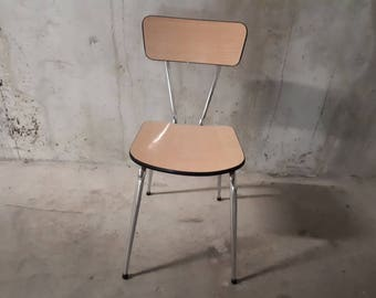 Chair from the 60s formica