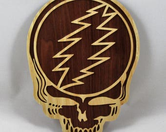 "Grateful Dead ""Stealie"" without circle"