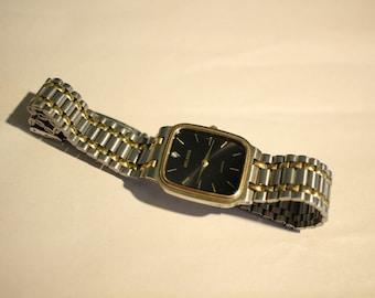 Vintage Helbros Quartz Watch Mens