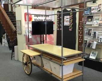 Kiosk, Cart, Food Cart