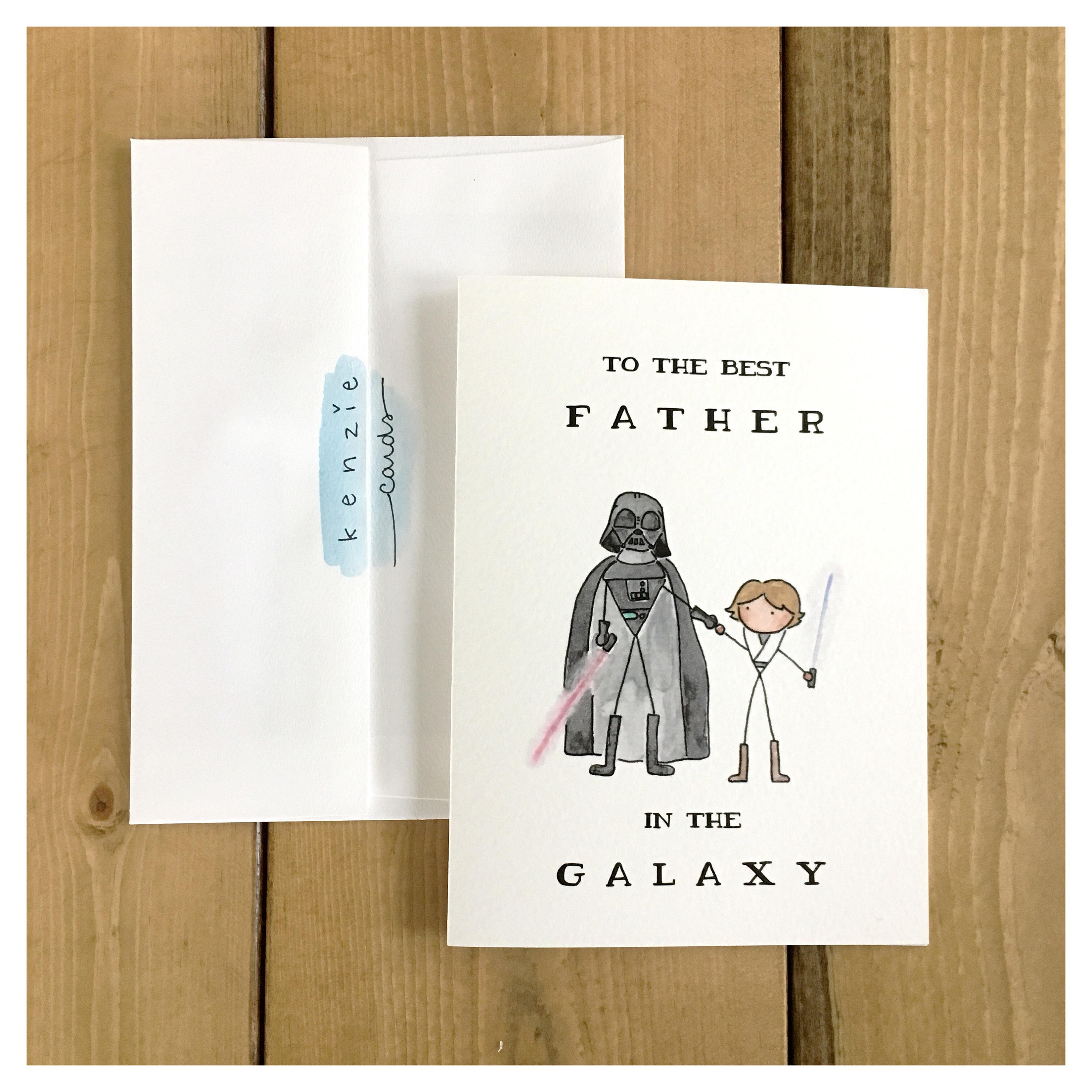 Star Wars Ecards Fathers Day