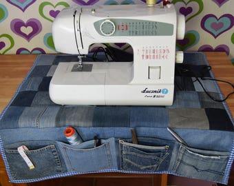 Sewing Machine Organizer, Desk Organizer, Denim Organizer, Small Instruments Organizer