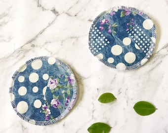 Reusable Bamboo Nursing Pads Breast Pads **Free Postage**