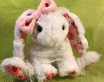 Lace Bunny