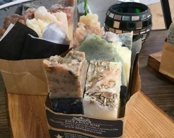 Sample Set of Mixed Soap
