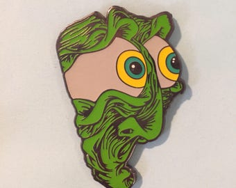 Abrooks Festidrop Face Hat Pin