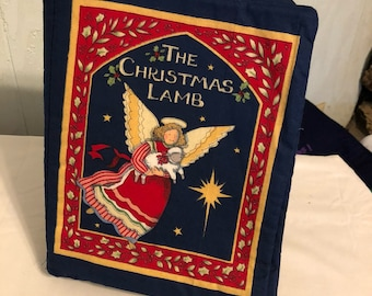 The Christmas Lamb Cloth Book