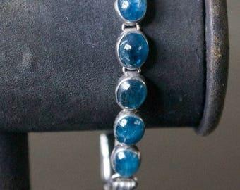ON SALE Fascinating Kynite Silver Bracelet