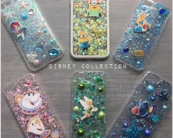 Disney resin mobile /cell  phone case