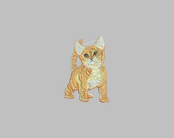 embroidered cat file