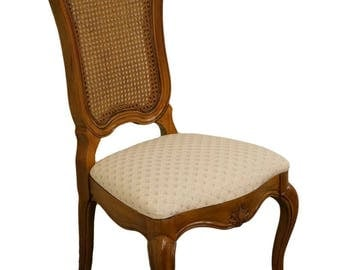 THOMASVILLE FURNITURE French Court Collection Cane Back Dining Side Chair 17821 861 862