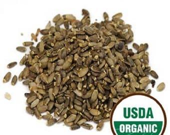 Milk Thistle Seed Whole, Organic 1 oz