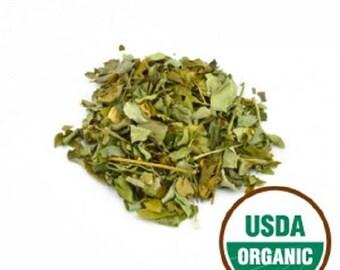 Moringa Leaf c/s, Organic 1 lb. POUND