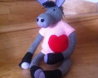 Crochet Plush Juliette la Belle Âesse