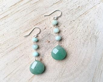 Green thumb - earrings