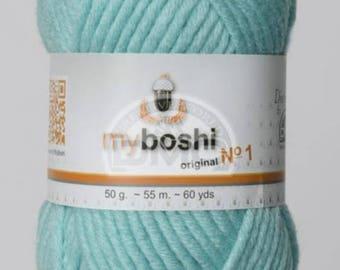 Wool My Boshi 158 pacific blue