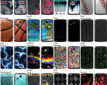 Choose Any 2 Designs - Vinyl Skins / Decals / Stickers for LG Sunrise Android Smartphone