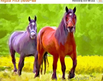 Horse Painting Horse Horse Art Animal Art Animal Painting Horse art print Horse print painting original painting oil painting abstract horse