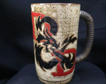 Dungeons & Dragons  Mug# 512