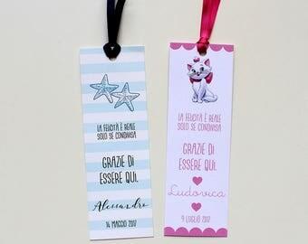 Bookmarks | Placeholder | Wedding favors