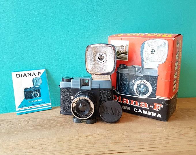 Featured listing image: Mint Diana-F Camera Kit