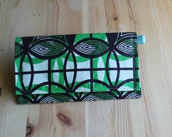 Womens Green wallet- Women Wallet- Green Womens wallet- Wallet Women- Wallet- Women Wristlet- Small  Wallet Women- Women Wallets- Turquoise