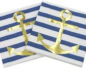 Nautical Party Napkins - ...