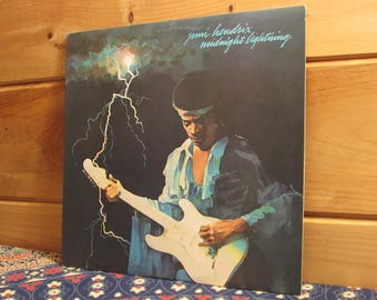 Jimi Hendrix - Midnight Lightning - 33 1/3 Vinyl Record