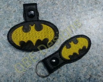 Dark Knight  Purse Charms, Bag Tags or   Key Fobs