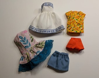 Barbie size doll clothes