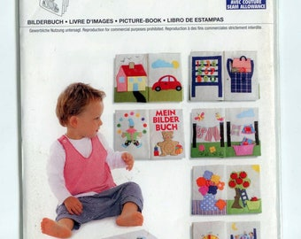 Pattern Burda picture book no. 7839 children