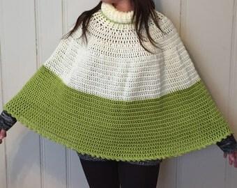Crochet Cape Poncho