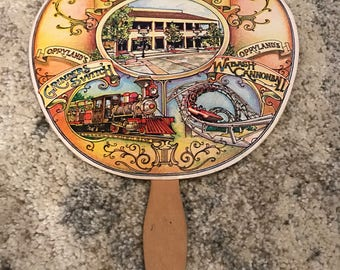 Vintage Oprylands Grand Ole Opry Fan Nashville Tennessee