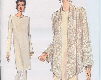 Vogue  Misses Jacket and Dress Pattern 9126 ( size 8-10-12 )