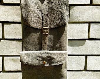 Gray Leder Chef Tasche, Küchenzubehör, Geschenke Für Köche, Geschenke Für  Feinschmecker, Koch