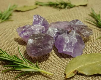 Cleansed Rough Amethyst
