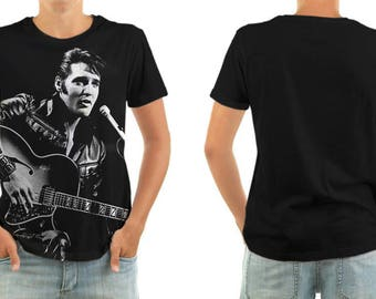 ELVIS PRESLEY shirt all sizes