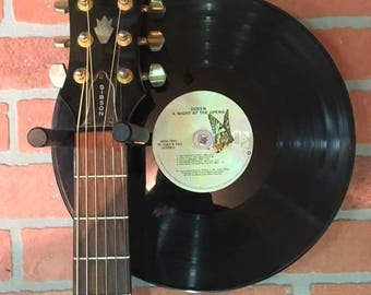 "Queen - A Night At The Opera 12"" Vinyl Record Guitar Hanger"