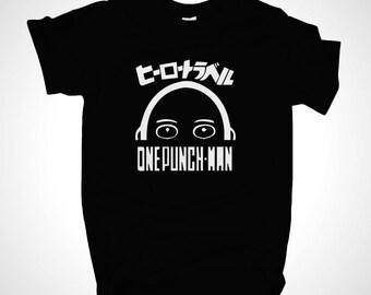One Punch Inspired Tshirt Design