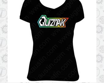 Voltron Legendary Defender Inspired Quiznak Shirt