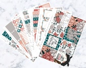 PRE-SALE! FOILED Namastay in Bed Luxe Kit (Glam Planner Stickers for Erin Condren Life Planner)
