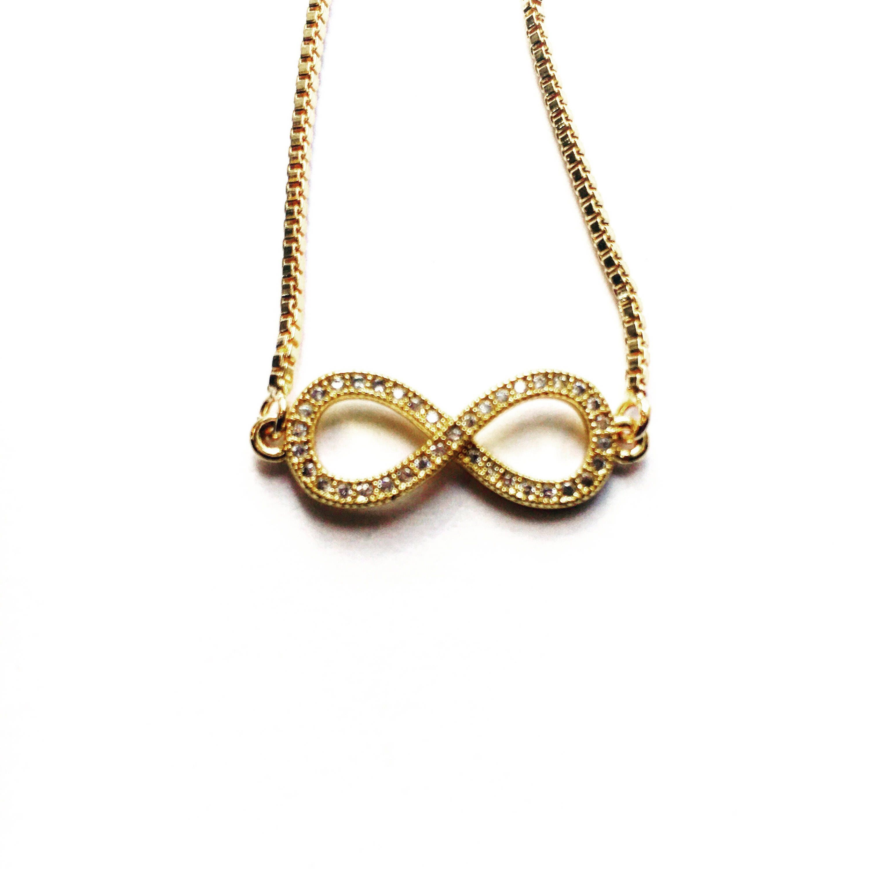 the my to her excited infinity bracelet dollars pin gold etsy shop latest addition share gift for under