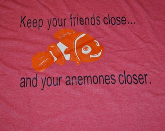Keep Your Friends Close Sea World T-Shirt