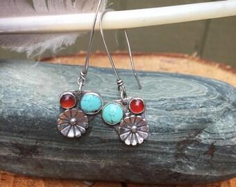Prairie Flower Earrings