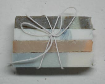Jane Austen SOAP SAMPLE PACKS | Pride and Prejudice | Winter Collection