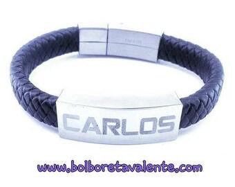 Men's Customizable Bracelet